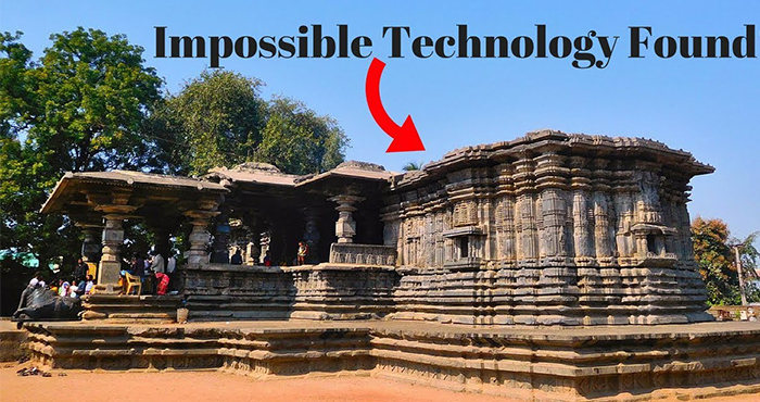1000 Pillar Temple - Impossible Ancient Technology Found 90