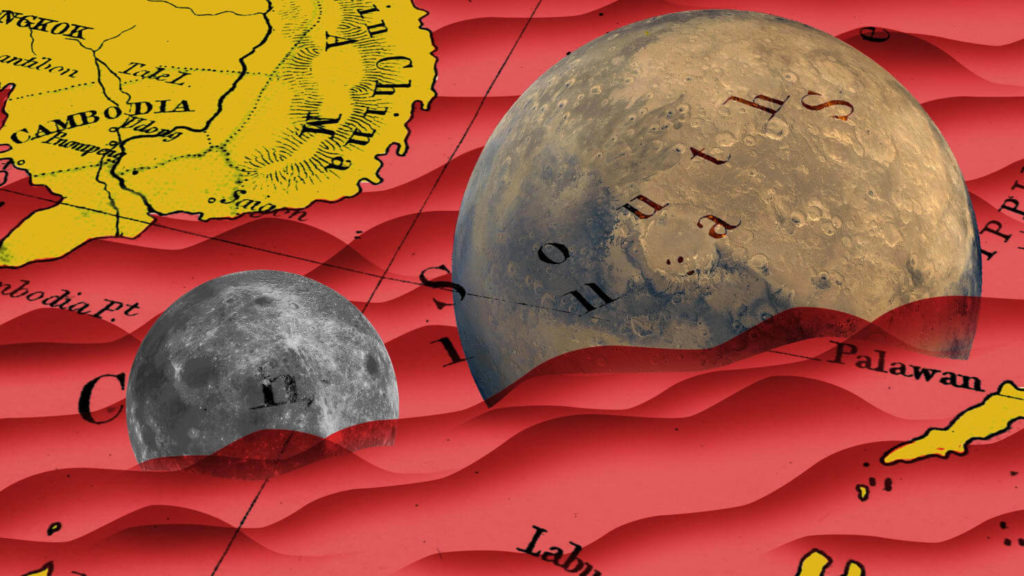 China's Looming Land Grab in Outer Space 1