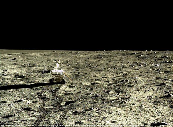 China Reaches The Moon Releasing Never-Before-Seen HD Photographs 17