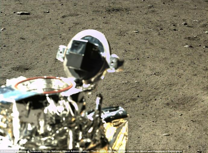 China Reaches The Moon Releasing Never-Before-Seen HD Photographs 19