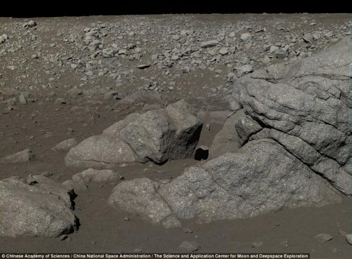 China Reaches The Moon Releasing Never-Before-Seen HD Photographs 20