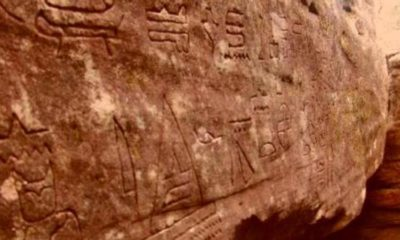 5,000-Year-Old Egyptian Hieroglyphs Found In Australia Prove History Is Wrong 88