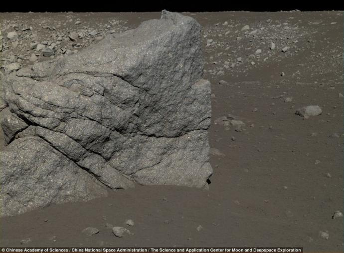 China Reaches The Moon Releasing Never-Before-Seen HD Photographs 21