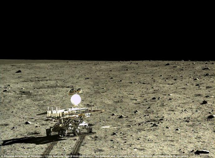 China Reaches The Moon Releasing Never-Before-Seen HD Photographs 22