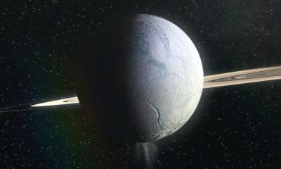 Life on Enceladus? complex organic molecules on Saturn's satellite? 95