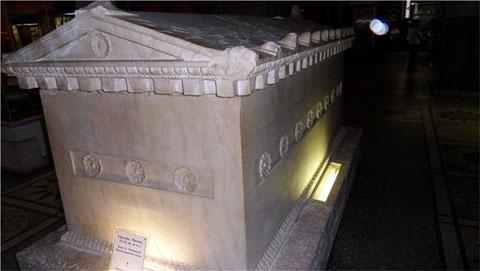Tisul Sarcophagus