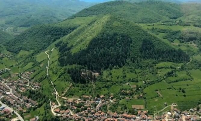 The Mystery Behind The 30,000 Year-Old Bosnian Pyramids 72