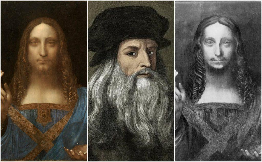 Secret Messages Hidden In Leonardo Da Vinci's Famous Paintings 19