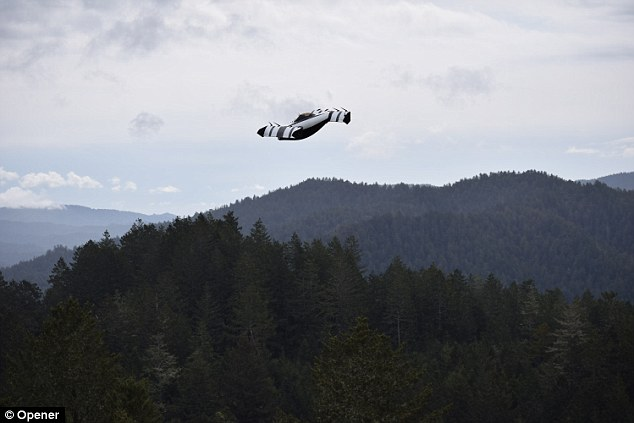 New BlackFly flying car prototype that anyone can pilot 7