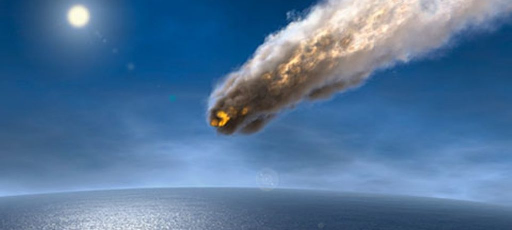 A NASA Investigation! Something HUGE Just Hit The Ocean! 1