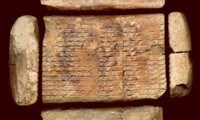 Babylonians Knew Trigonometry 3,700 Years Ago & Their Tablet Plimpton 322 Could Help Students Today 86