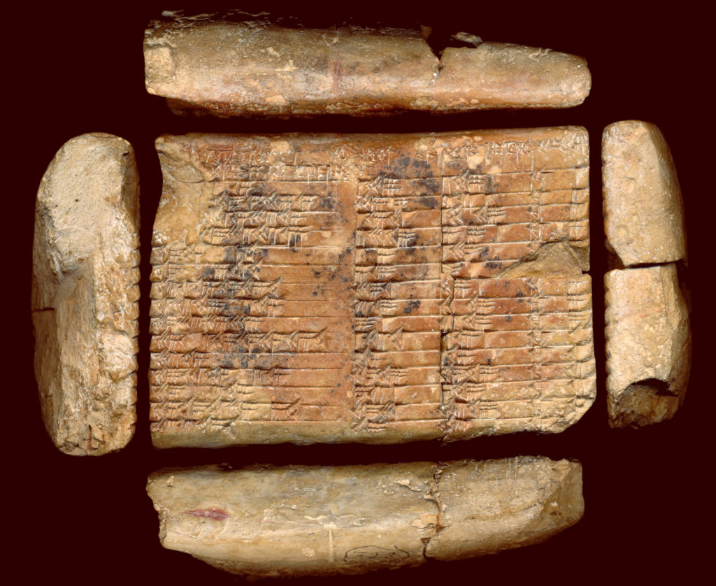 Babylonians Knew Trigonometry 3,700 Years Ago & Their Tablet Plimpton 322 Could Help Students Today 1