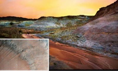 Huge Breakthrough: Vast Liquid Water Lake Was Discovered On Mars 98