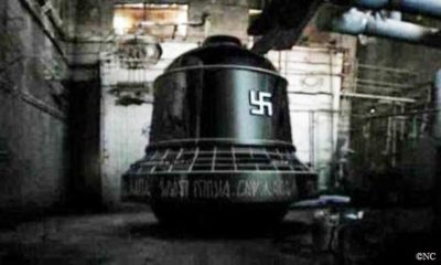 Nazi Bell: Top-Secret Technology Which Allowed Hitler To Travel Into Space 91