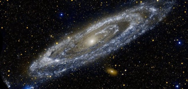 Andromeda killed and ate our galactic sibling 8