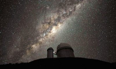 Astronomers detect very bright radio emission 91