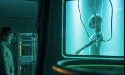 """History Declassifies First Look at Alien In """"Project Blue Book"""" Series! 124"""