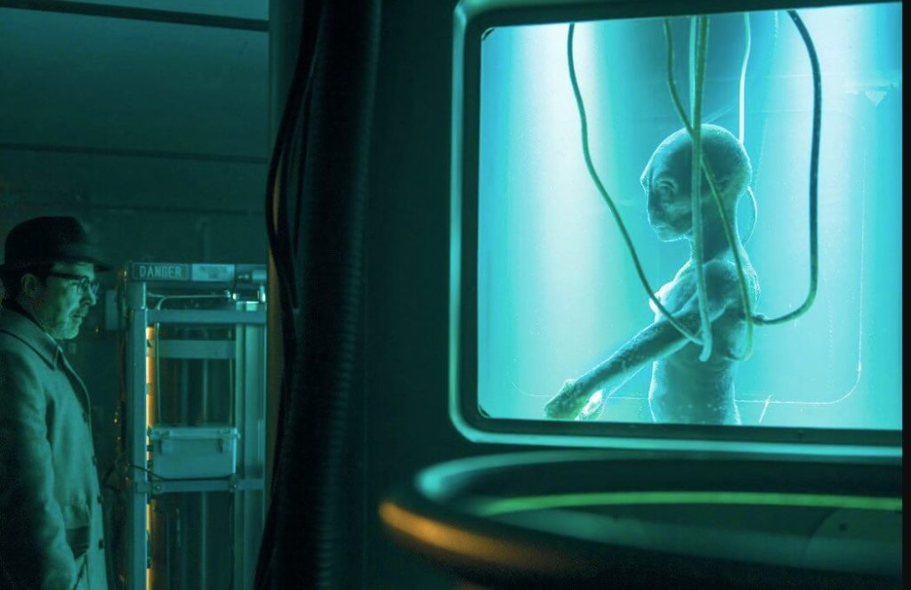 """History Declassifies First Look at Alien In """"Project Blue Book"""" Series! 5"""