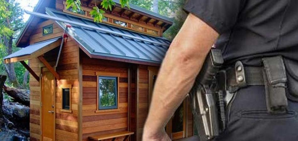 Government Criminalizes Off Grid Living: Tiny Homes Banned In US At Increasing Rate 94