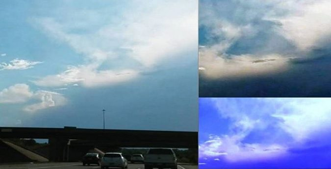 """Was This A """"Cloaked"""" Triangle Craft Over Kansas City, Missouri? 1"""