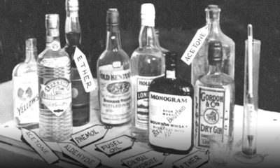 During Prohibition Government Poisoned Alcohol Killed as Many as 10,000 Americans 93