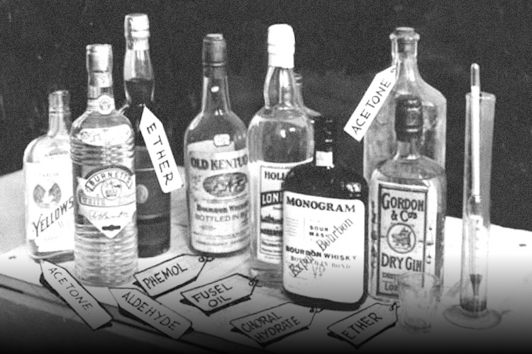 During Prohibition Government Poisoned Alcohol Killed as Many as 10,000 Americans 11