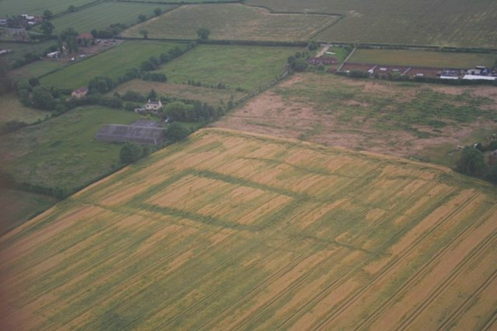 Previously Hidden Ancient Sites Emerge Across Britain Due To Hot Weather 30