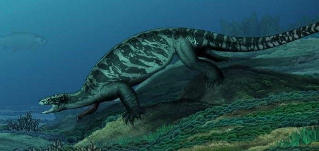 Giant prehistoric turtle had no shell at all 1