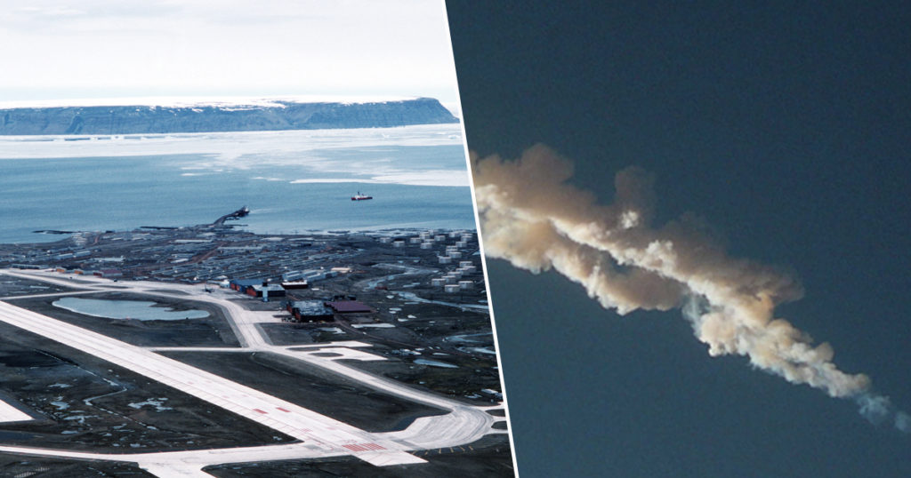 US Air Force Remains Silent After A Recent Mysterious Meteor Attack 1