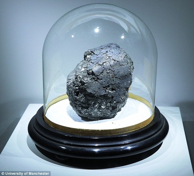 Ancient meteorite older than the Earth discovered 3