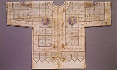Divine Guardian: A Warrior's Magic Shirt 86