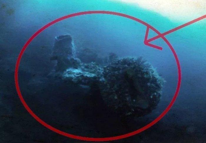 Researcher Found An Alien Shipwreck In The Bermuda Triangle 6