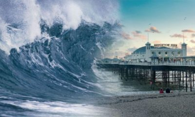 Risk of UK Tsunami Much Higher than Previously Thought 97