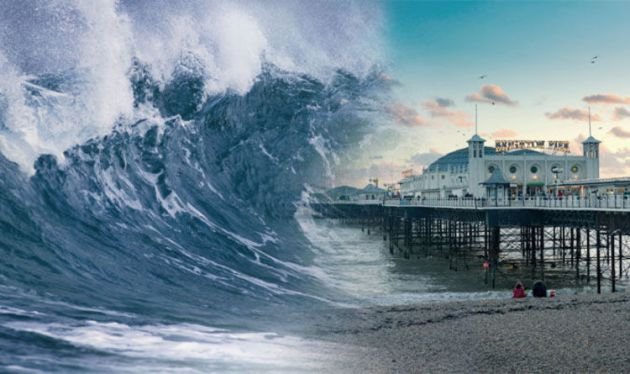 Risk of UK Tsunami Much Higher than Previously Thought 30