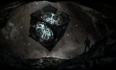 The Orion Cube: An extraterrestrial device hidden by the US 100