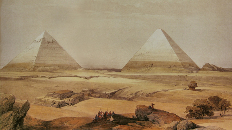 Enoch | The Great Pyramid Mystery 1