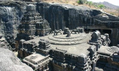 This Temple Was Carved Out Of A Single Rock – Nobody Knows How 'The Builders' Made It 89