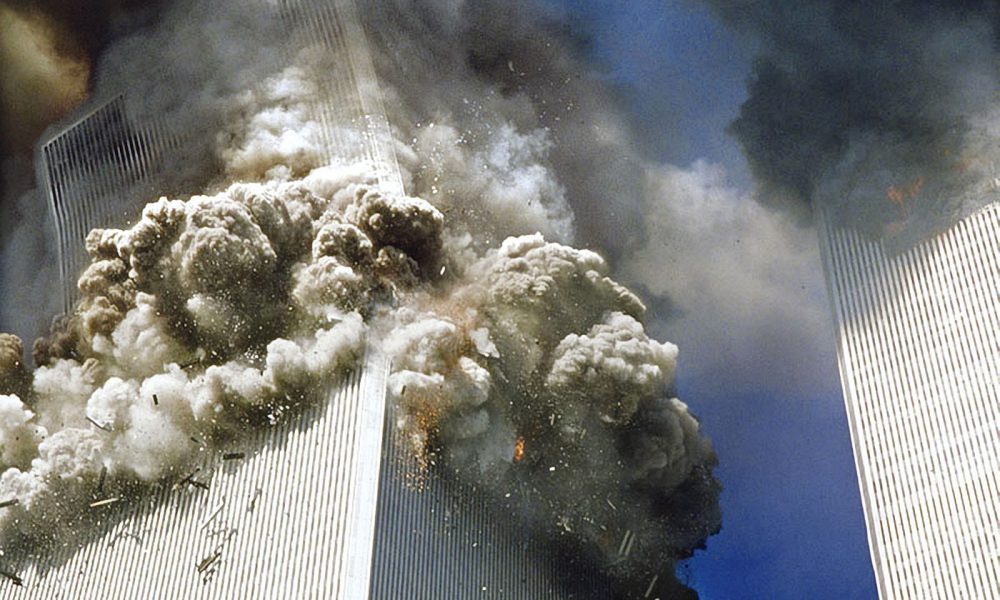 Donald Trump Implies 9/11 Was A Controlled Demolition 28
