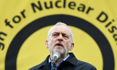 Jeremy Corbyn was once a high-profile opponent of nuclear power – what happened? 87