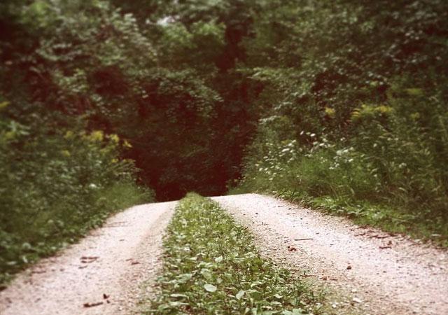 Goatman road