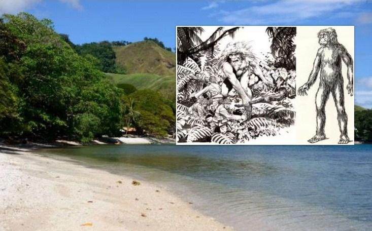 True Giants: Giant Race Which Still Lives In The Solomon Islands 24