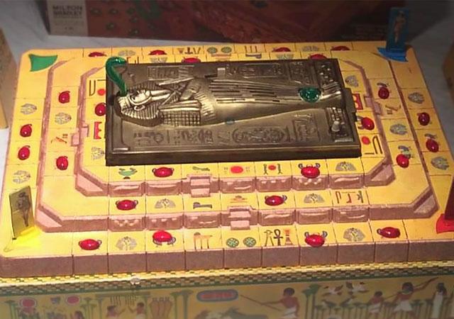 Spooky vintage board games