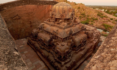 Ancient Impossible Constructions - Vettuvan Koil - Model Of Kailasa Temple Found 88