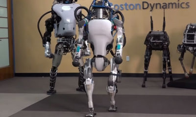 Boston Dynamics video shows its humanoid robot running and jumping over obstacles 89