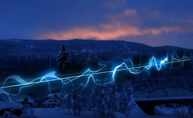 Mysterious Humming Sound Recorded in Sky over Sweden  19