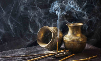 Powerful Effect Of Incense For Mind, Body And Soul 655