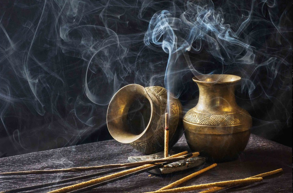 Powerful Effect Of Incense For Mind, Body And Soul 364