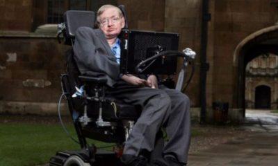 Hawking feared rise of enhanced 'superhumans' 91