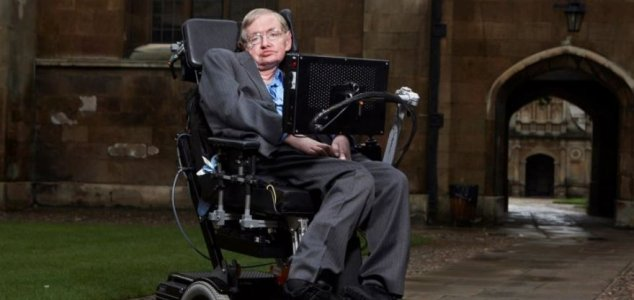 Hawking feared rise of enhanced 'superhumans' 1