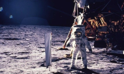 Buzz Aldrin: On the Moon we were ordered by aliens to move away 95